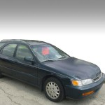 1996 Honda Accord  EX Wagon Insurance $100 Per Month