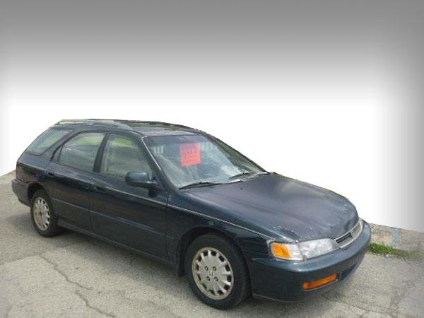 1996 Honda Accord  EX Wagon Insurance $100 Per Month