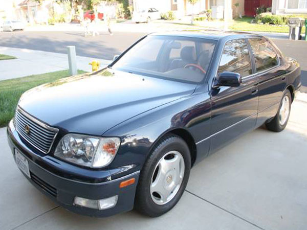 1997 Lexus LS 400 Base  Insurance $58 Per Month