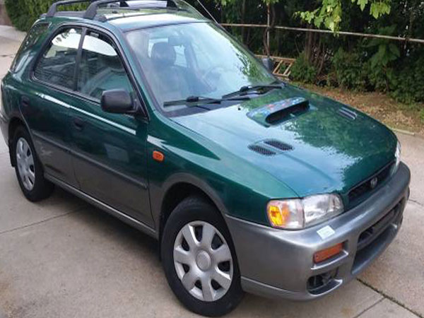 1997 Subaru Impreza 4 Dr Outback Sport AWD Insurance $100 Per Month