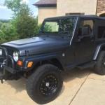 1998 Jeep Wrangler Sport  Insurance $72 Per Month