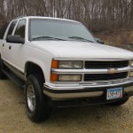 1999 Chevrolet Tahoe Insurance $100 Per Month