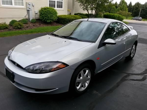 1999 Mercury Cougar 2 Dr V6  Hatchback Insurance $100 Per Month