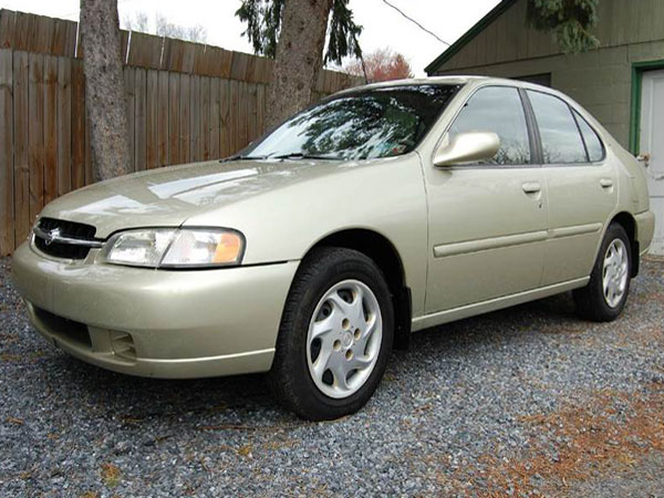 1999 Nissan Altima Insurance $100 Per Month
