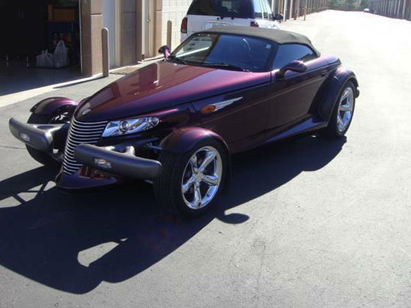 1999 Plymouth Prowler 2 Dr STD Convertible Insurance $80 Per Month