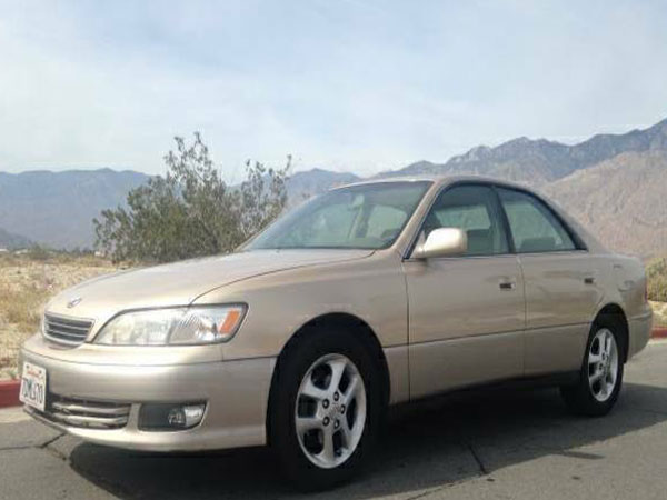 2000 Lexus ES 300 Base  Insurance $100 Per Month