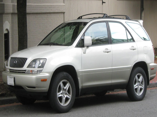 2000 Lexus RX 300 Base AWD Insurance $53 Per Month