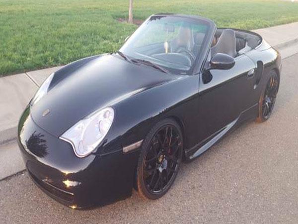 2000 Porsche 911 Insurance $109 Per Month