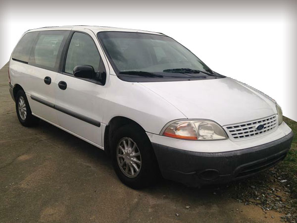 2001 Ford Windstar LX Insurance $100 Per Month