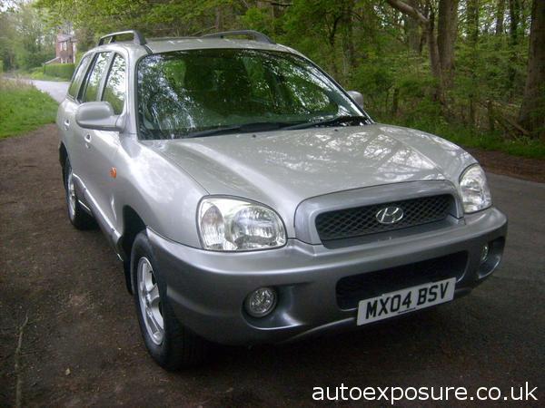 2001 Hyundai Santa Fe  Insurance $100 Per Month