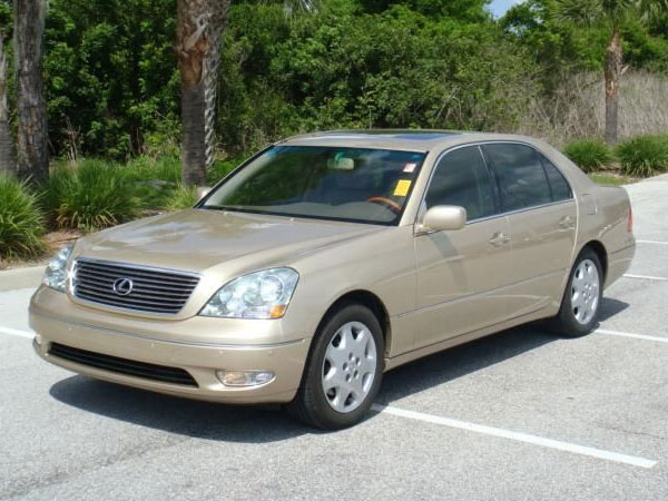 2001 Lexus LS 430 Base   Insurance $71 Per Month