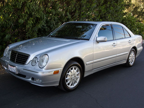 2001 Mercedes-Benz E-Class E320 Insurance $100 Per Month