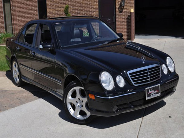 2001 Mercedes-Benz E-Class Insurance $100 Per Month