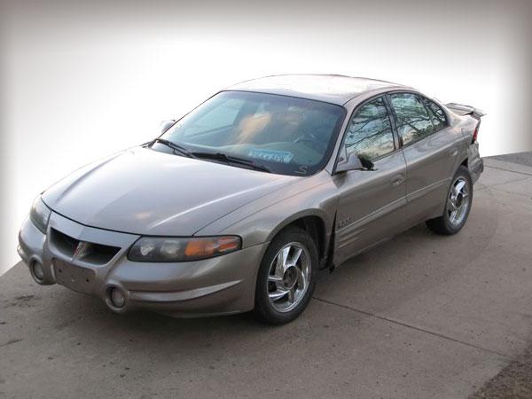 2001 Pontiac Bonneville SSEi Insurance $100 Per Month
