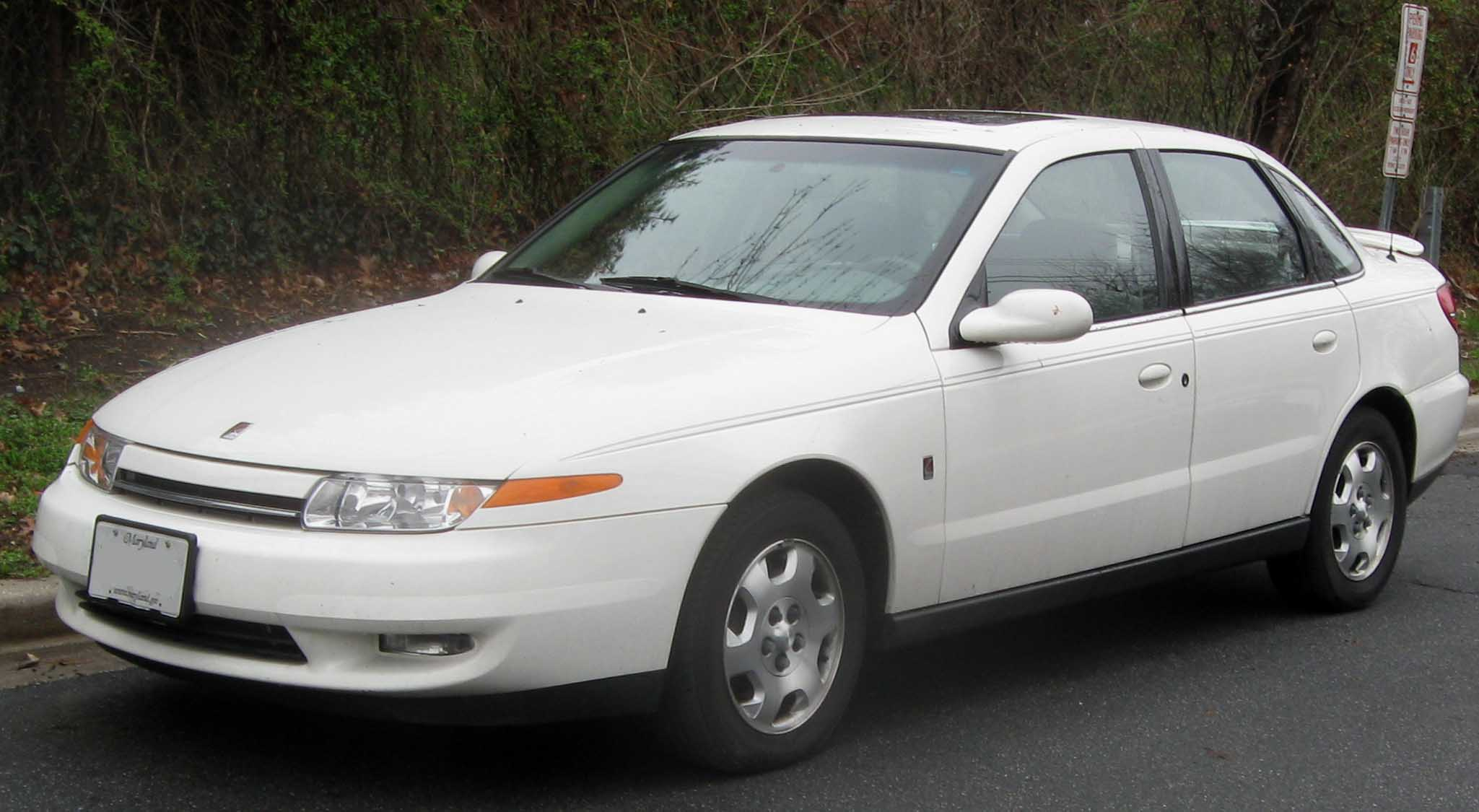 2001 Satern L-Series 4 Dr L200 Sedan Insurance $100 Per Month