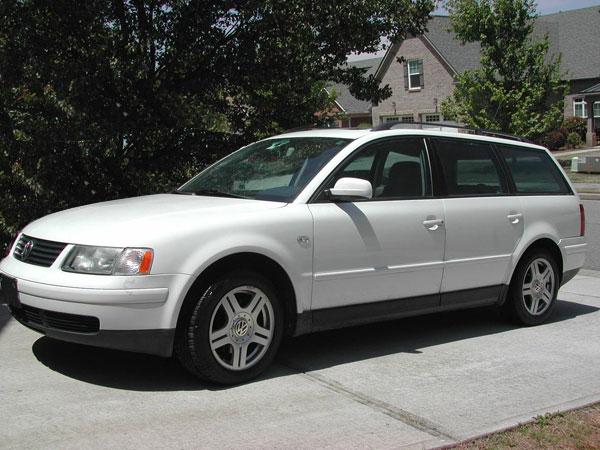 2001 Volkswagen Passat GLX Vagon Insurance $100 Per Month