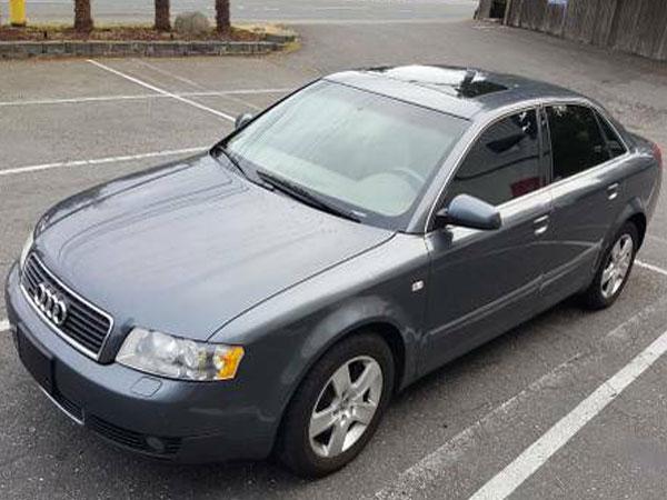 2002 Audi A4 4 Dr 3.0  quattro AWD Seadn Insurance $100 Per Month