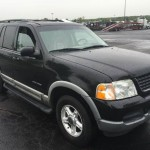 2002 Ford Explorer XLT 4WD Insurance $100 Per Month