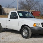 2002 Ford Ranger  Insurance $100 Per Month