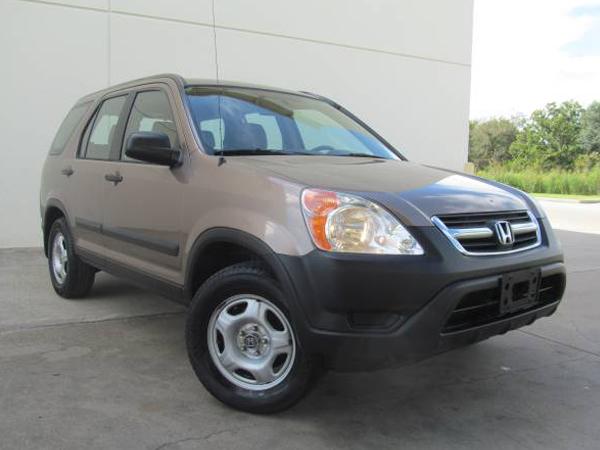 2002 Honda CR- V  LX Insurance $48 Per Month