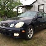 2002 Lexus GS 300 Base  Insurance $59 Per Month