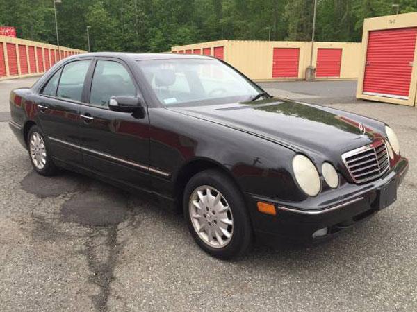 2002 Mercedes-Benz E-Class E320 4MATIC Insurance $46 Per Month