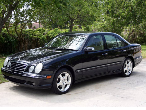2002 Mercedes-Benz E-Class E320 Insurance $100 Per Month