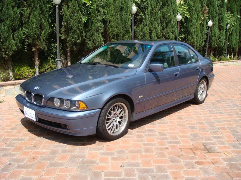 2003 BMW 5 Series 530i Insurance $47 Per Month