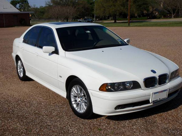 2003 BMW 5 Series 530i Insurance $48 Per Month