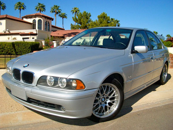 2003 BMW 5 Series 530i Insurance $51 Per Month