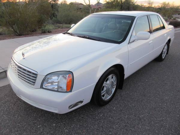 2003 Cadilac DeVille Base Insurance $100 Per Month
