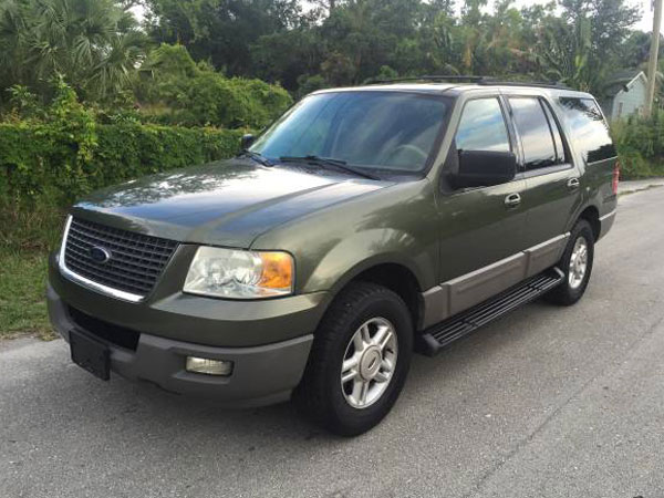 2003 Ford Expedition XLT Insurance $53 Per Month