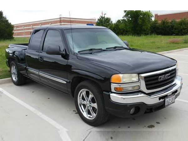 2003 GMC Sierra 1500 Insurance $100 Per Month