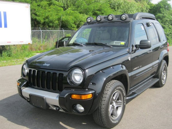 2003 Jeep Liberty Insurance $100 Per Month