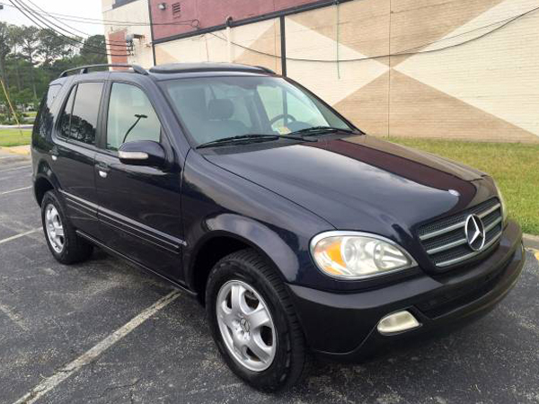 2003 Mercedes-Benz M -Class Insurance $100 Per Month