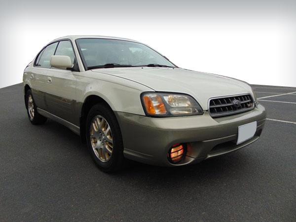 2003 Subaru Outback H6-3.0 VDC Wagon Insurance $100 Per Month
