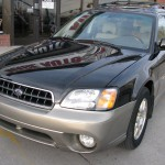 2003 Subaru Outback H6-3.0 VDC Wagon Insurance 101 Per Month