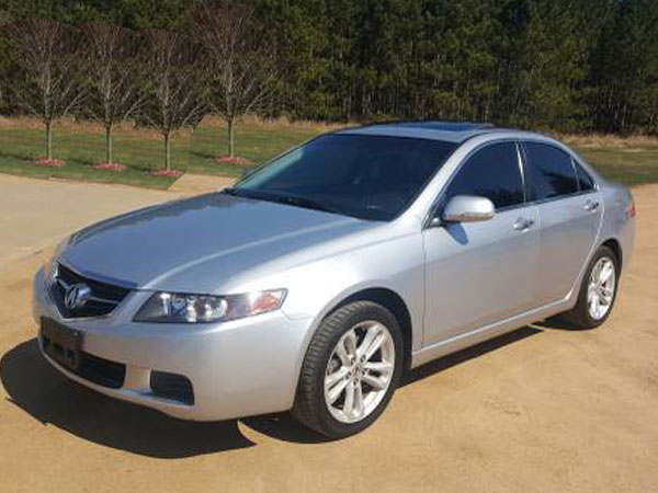 2004 Accura TSX Base Insurance $65 Per Month
