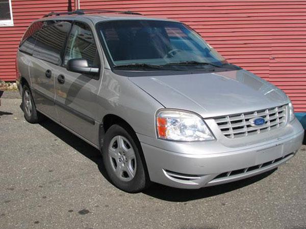 2004 Ford Freestar Base Insurance $100 Per Month