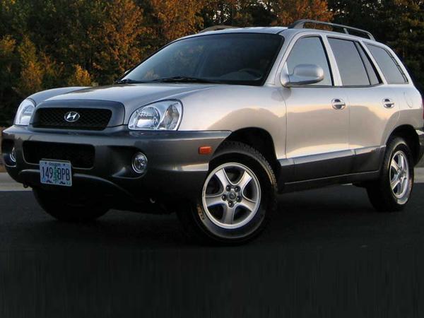 2004 Hyundai Santa Fe GLS 2.7L AWD Insurance $49 Per Month