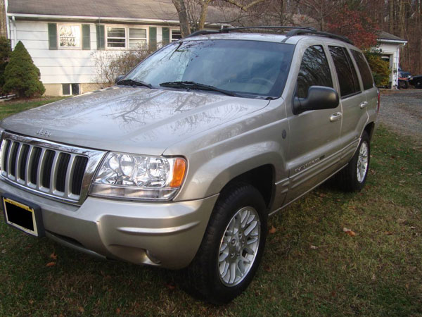 2004 Jeep Grand Cherokke Limited 4WD Insurance $57 Per Month