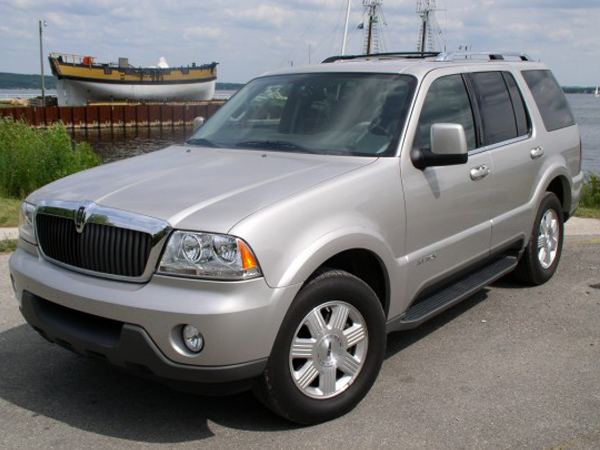 2004 Lincoln Aviator  Luxury Insurance $55 Per Month