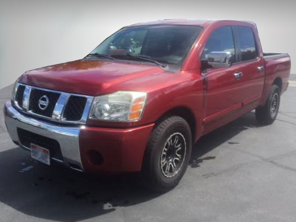 2004 Nissan  Titan Insurance $91 Per Month