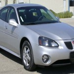 2004 Pontiac Grand Prix GT2 Insurance $100 Per Month