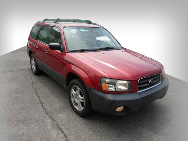 2004 Subaru Forester X Insurance $46 Per Month
