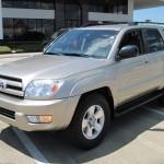 2004 Toyota 4Runner  Insurance $97 Per Month