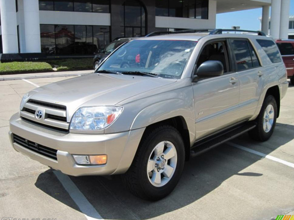 2004 Toyota 4Runner  Insurance $97 Per Month