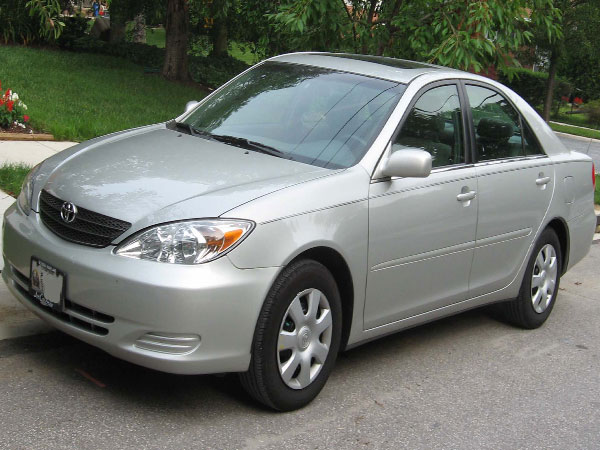 2004 Toyota Camry  Insurance $53 Per Month