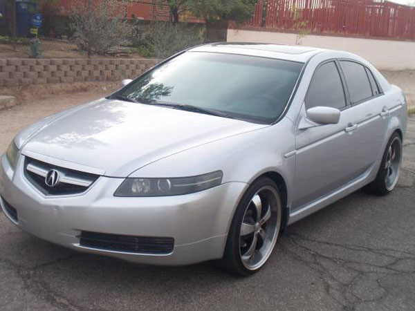 2005 Acura TL Insurance $71 Per Month