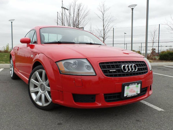2005 Audi TT Coupe Quattro 3.2 Insurance $89 Per Month